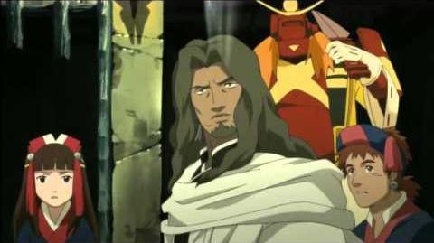 Toonami - Samurai 7 Intro 2