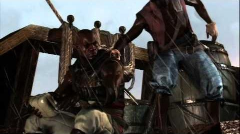 Toonami - Assassin's Creed IV Freedom Cry DLC Game Review