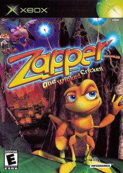Zapper Cover