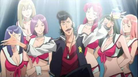 Space Dandy Short Toonami Promo