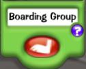 Kick from boarding