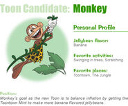 Nominee monkey