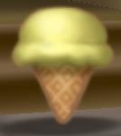 Ice Cream Cone treasure