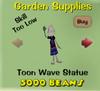 Toon Statue