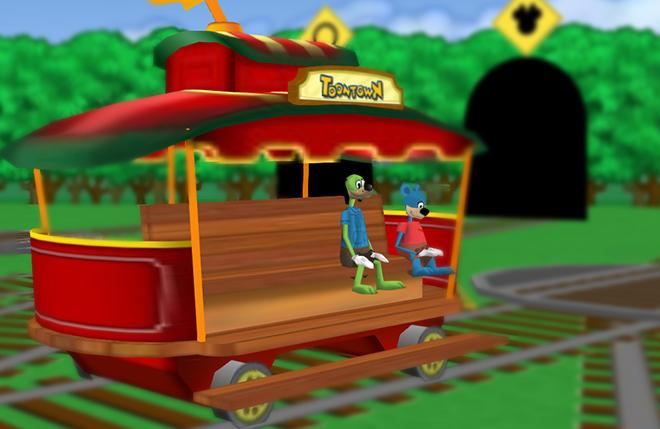 Trolley Toontown Rewritten Wiki Fandom Powered By Wikia