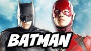 Batman and The Flash Movie Breakdown