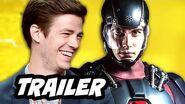 The Flash Episode 18 Trailer 2 Breakdown - All Star Team Up