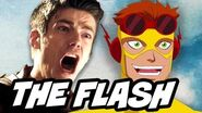 Young Justice Season 3 The Flash Death and Rebirth Explained