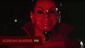 SCREAM QUEENS Who Is The Red Devil?