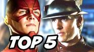 The Flash Season 2 Episode 2 - TOP 5 WTF and Easter Eggs