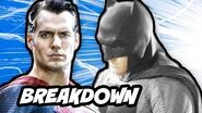 Batman VS Superman Trailer Breakdown - Comic Con 2014