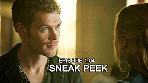 The Originals 1x04 Webclip - Girl in New Orleans
