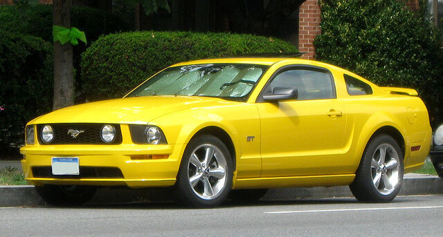 File:800px-Ford Mustang GT coupe -- 07-30-2009.jpg