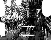 Limon using Kaisen to return the attack