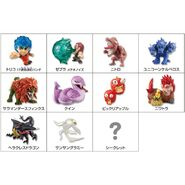 Toriko Gourmet Battle Figure Food Luck Arc
