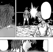 Toriko thinks about his dream