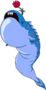 Sandflower Fish