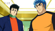 Toriko and Coco getting new haircut