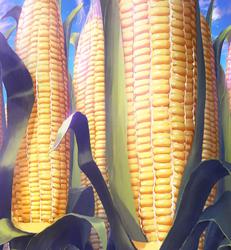 Corn Potage Trees