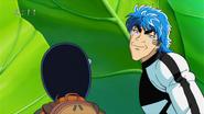 Toriko & Komatsu Unable To Eat Herb Eps 47