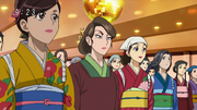 Tsurara's employees