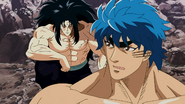 Starjun talks with Toriko