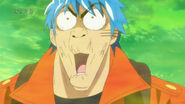 Toriko's face from the smell2