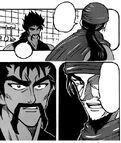 Acacia entrusting Ichiryuu with his Full Course