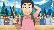 Komatsu becoming foodman