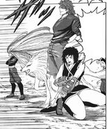 Toriko, Rin, Terry, Sunny and Komatsu going out
