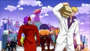 Match bearer anime 147