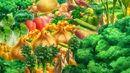 Vegetable Sky..... Eps 46