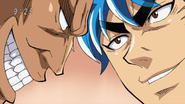 Toriko vs Zebra. Eps 60