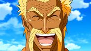 Ichiryu ep48-4 smile face
