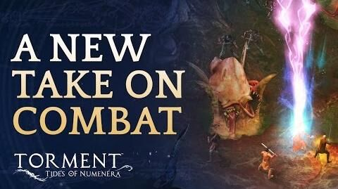 Torment Tides of Numenera - A New Take on Combat