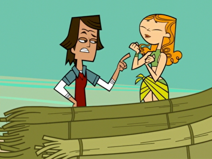 Noah and Izzy | Total Drama Comeback Wiki | FANDOM powered by Wikia