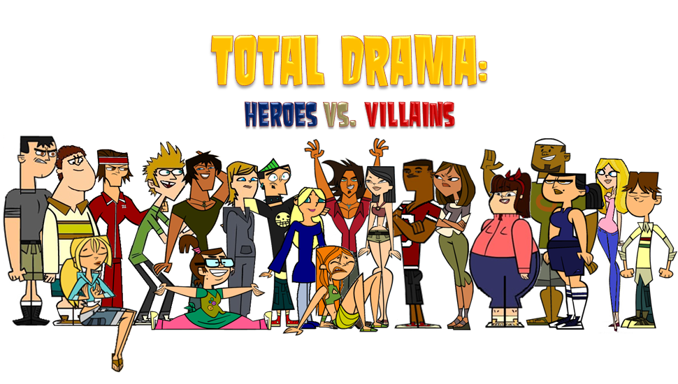 Total Drama Season 5 Heroes vs Villains Total Drama Heroes vs Villains