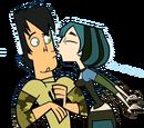 Gwen y Trent