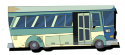 Dirtbags Bus