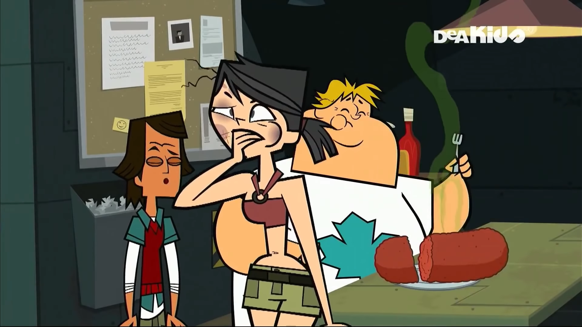heather and owen total drama wiki fandom powered by wikia. Black Bedroom Furniture Sets. Home Design Ideas