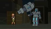Area 51 courtney robot exterminate