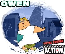 Owen Total Drama Action