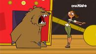 Niagara falls bear roar