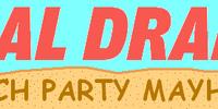 Total Drama: Beach Party Mayhem