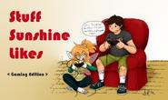 Stuff Sunshine Likes - Video Game Edition
