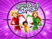 Totally Spies logo