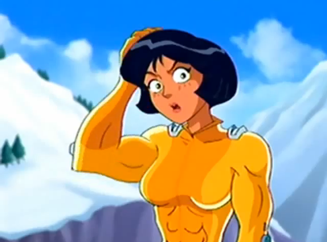 Image alex muscle 30 png totally spies wiki fandom powered by wikia - Totally spies alex ...