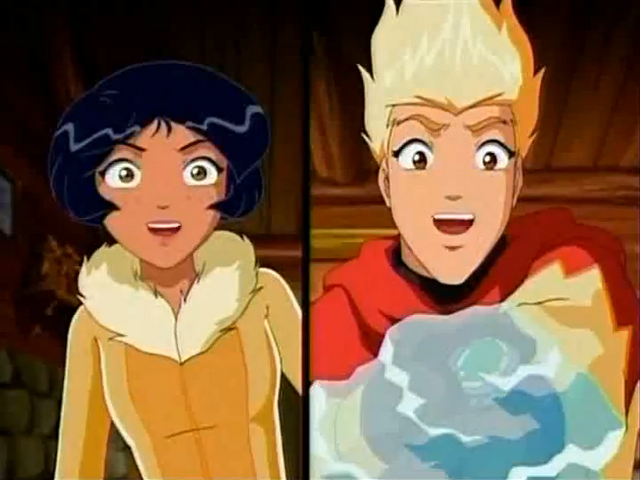 Image martin mystery 26 png totally spies wiki fandom powered by wikia - Totally spies alex ...