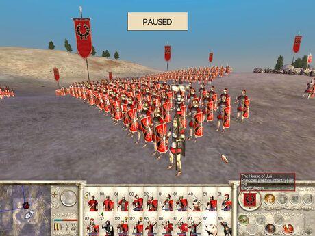 34 roman infantry principes screen