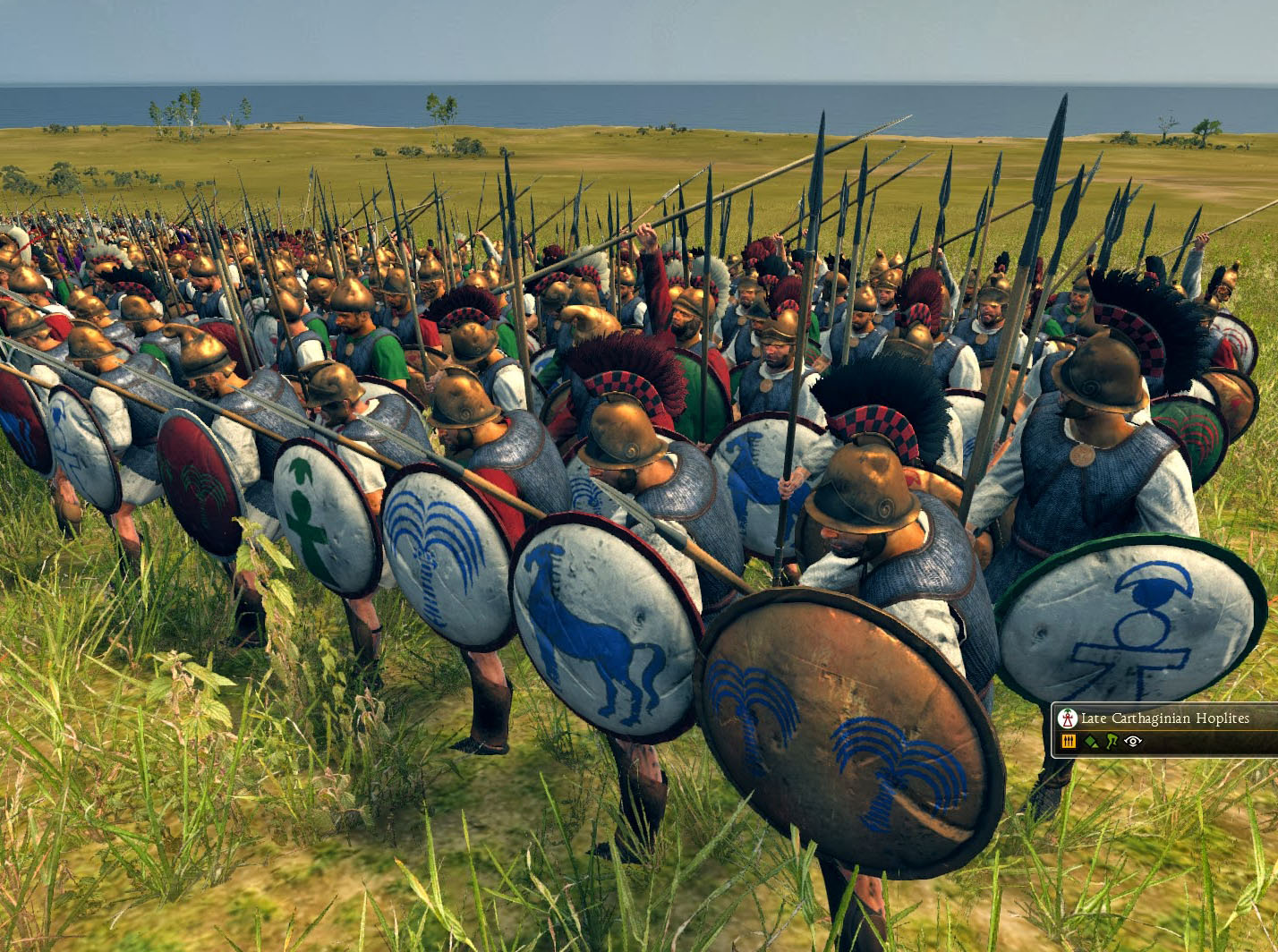 Late Carthaginian Hoplites   Total War Wiki   Fandom ...